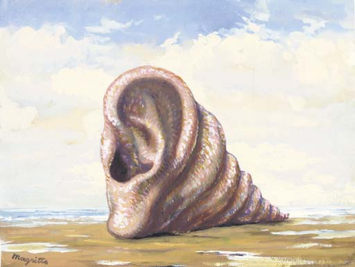RENE-MAGRITTE-UNTITLED-SHELL-IN-THE-FORM-OF-AN-EAR-