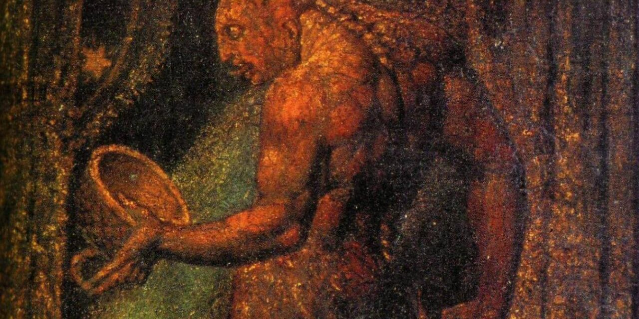 Il fantasma di una pulce: G. K. Chesterton e William Blake