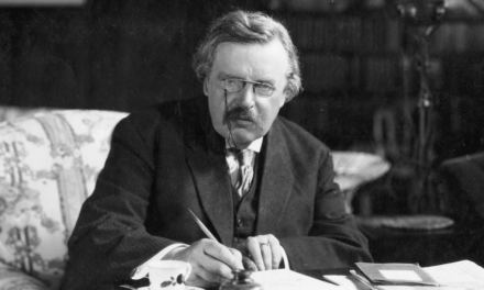 """A shadow in the land of fairies: """"The Trees of Pride"""" by G. K. Chesterton"""