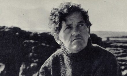 """""""Pictures in the Cave"""": memory and tradition in a novel by George Mackay Brown"""