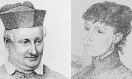 Frederick William Faber and Alice Meynell: A Brief Sketch of Two Catholic Poets